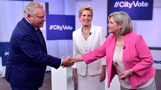 Primer debate : Los 3 principales partidos  se dieron como ganadores, Partido Verde acusa exclusión
